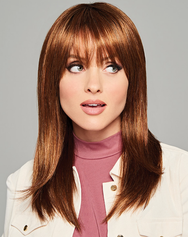 Gabor Trending Tresses synthetic wig GL29-31SS (SS Rusty Auburn)