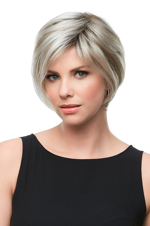 Jon Renau Gabrielle lace front synthetic wig Palm Springs Blonde FS17/101S18