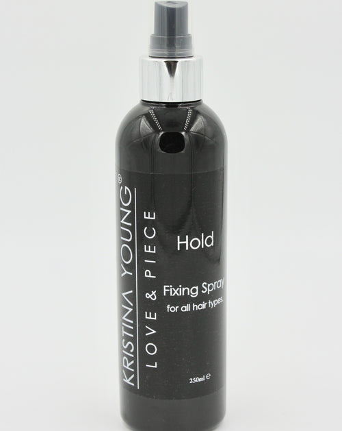 LOVE & PIECE: HOLD Fixing Spray for All Hair Types (250ml)
