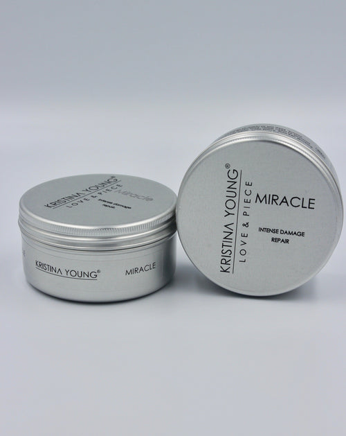 LOVE & PIECE : MIRACLE Intense Damage Repair for Human Hair (100ml)