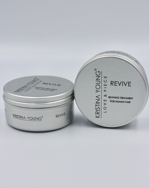 LOVE & PIECE : REVIVE Treatment for Human Hair (100ml)