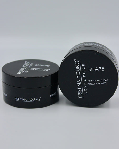 LOVE & PIECE : SHAPE Fibre Styling Creme for All Hair Types (100ml)