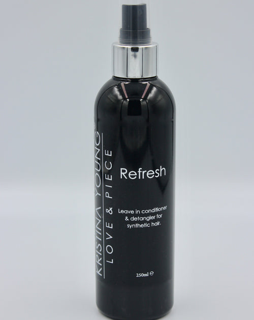 LOVE & PIECE : REFRESH Leave in Conditioner & Detangler for Synthetic Hair Fibre