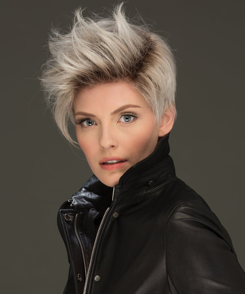 Estetica Designs Jett synthetic wig Silversun Rt8