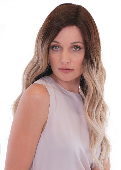 Belle Tress Balayage Peach Bellini