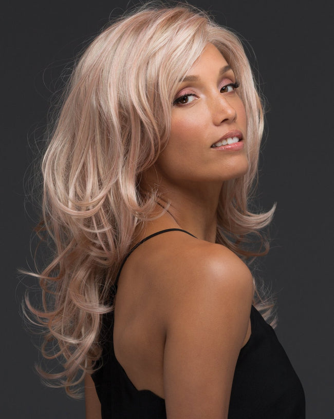 Estetica Designs Orchid synthetic wig Smoky Rose