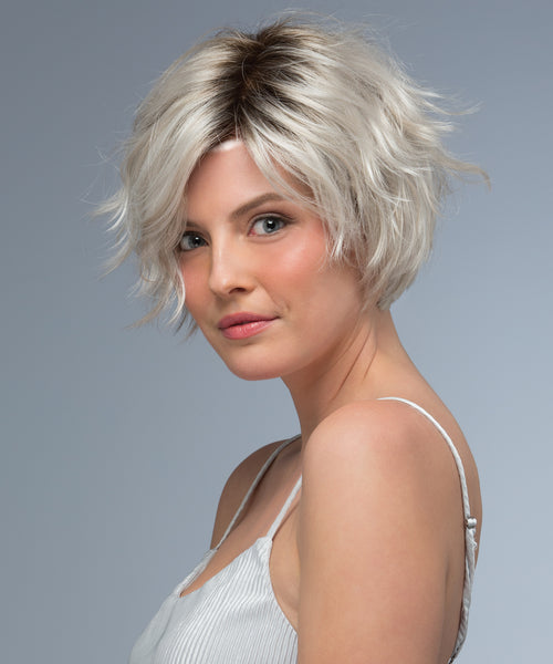 Estetica Designs Preston synthetic wig Silversun RT8