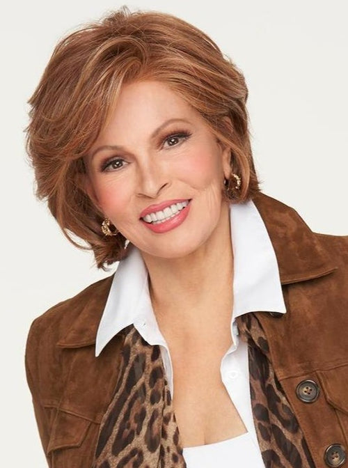 Raquel Welch In Charge synthetic wig RL29/25 Golden Russet