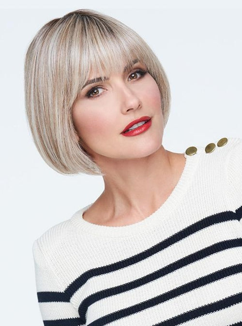 Raquel Welch Influence Elite synthetic wig RL19-23SS Shaded Biscuit