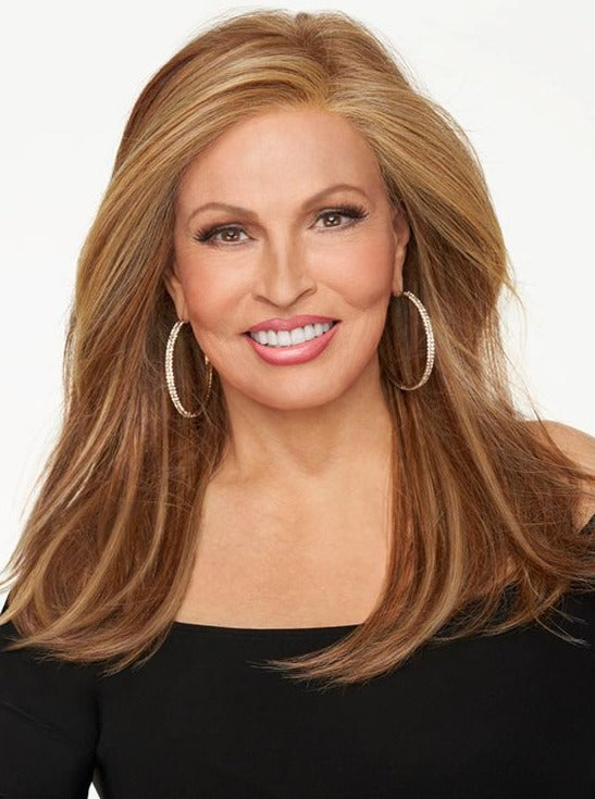 Raquel Welch Mesmerized synthetic wig RL29-25 Golden Russet