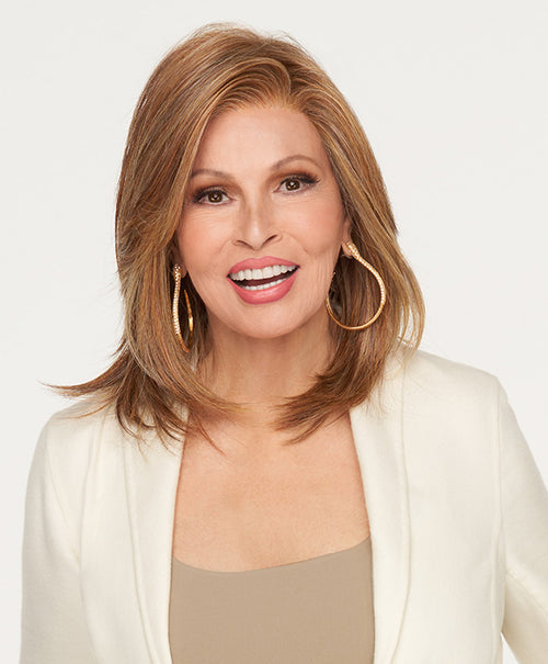 Raquel Welch Pretty Please synthetic wig RL29/25 Golden Russet