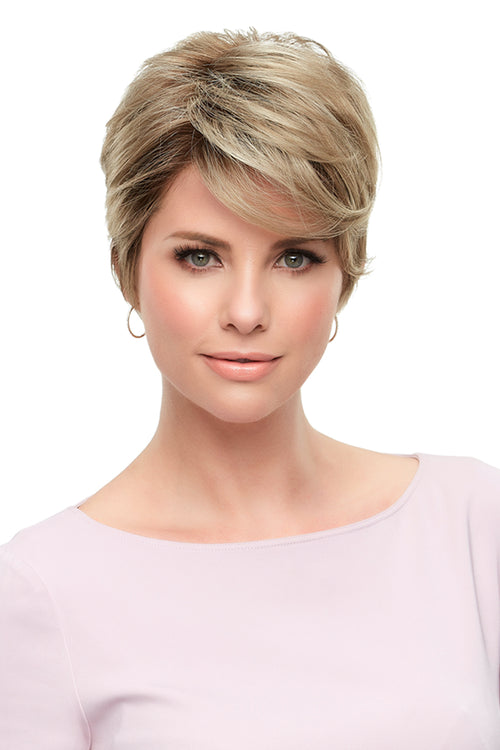 Jon Renau Rose lace front synthetic wig 22F16S8 Venice Blonde