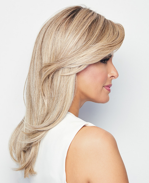 Raquel Welch Spotlight synthetic wig RL17/23SS Shaded Iced Latte Macchiato