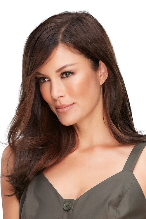 Jon Renau Top Full 18 inch synthetic hair topper 6