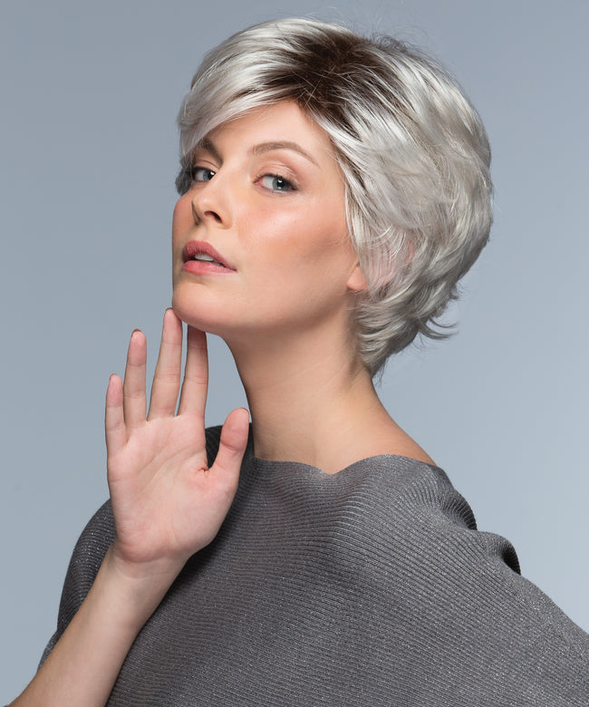 Estetica Designs True synthetic wig Silversun RT8