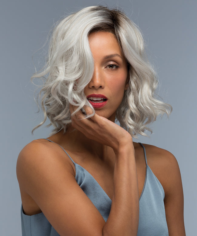 Estetica Designs Wren synthetic wig Silversun RT8