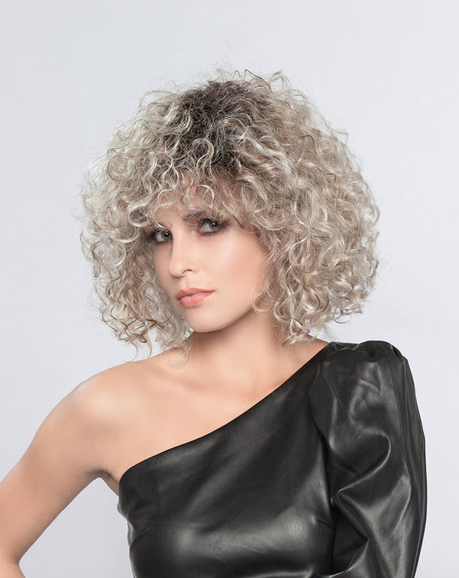 Ellen Wille Disco synthetic wig Pearl Blonde Rooted