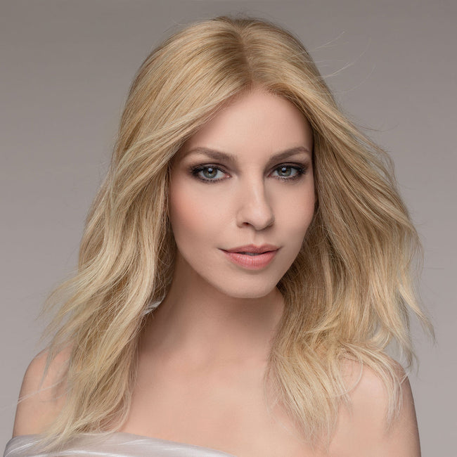Ellen Wille Spectra Plus remy human hair wig Sandyblonde Rooted