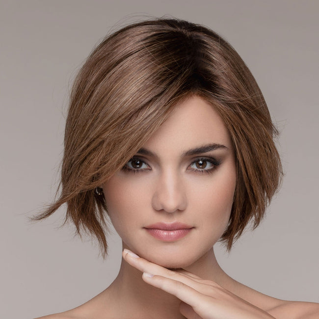 Ellen Wille Wish remy human hair wig Mocca Rooted