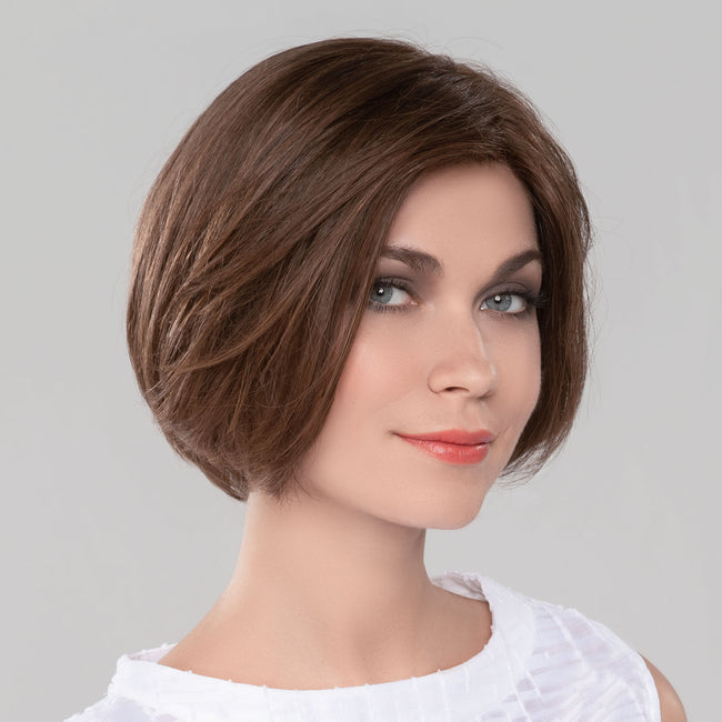 Ellen Wille Cosmo European human hair wig Hot Chocolate Mix