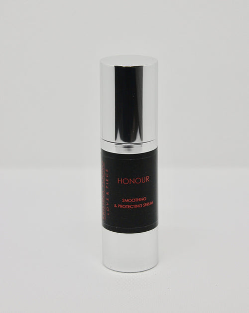 LOVE & PIECE HONOUR Thermal Heat Protection Serum for human hair and synthetic wigs, hair toppers and extensions