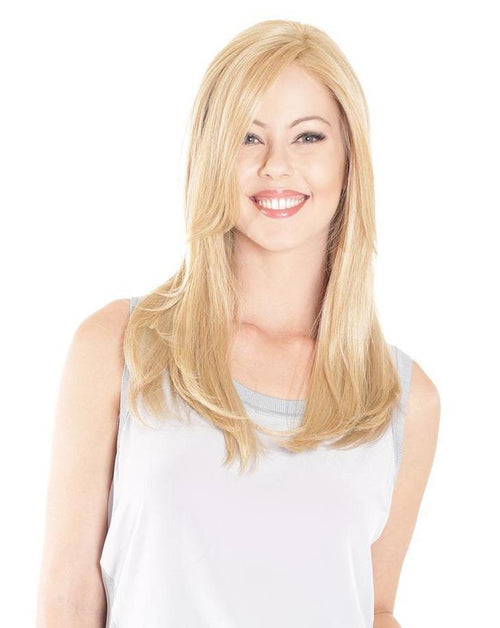 Belle Tress - Lace Front Mono Top Straight 18""