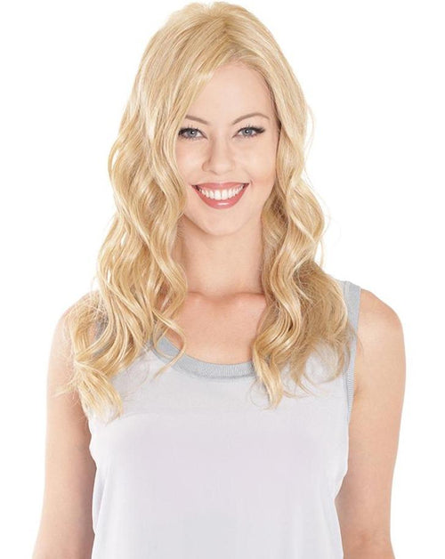 Belle Tress Lace Front Mono Top Wave 18""
