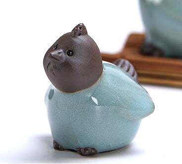 Chicken - Tea Pet - Modern Teaist - bamboo - teaware - cute - best - tea - teapots