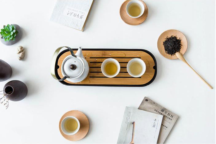 The Presenter - Tea Tray - Modern Teaist - bamboo - teaware - cute - best - tea - teapots