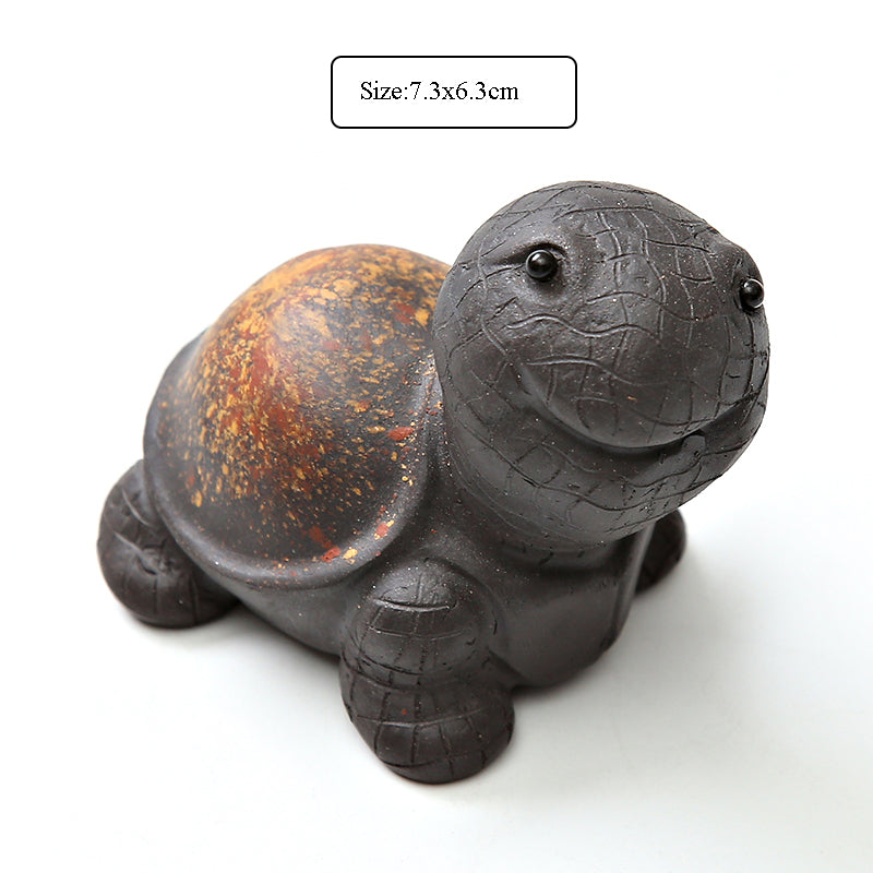 Turtle - Tea Pet - Modern Teaist - bamboo - teaware - cute - best - tea - teapots