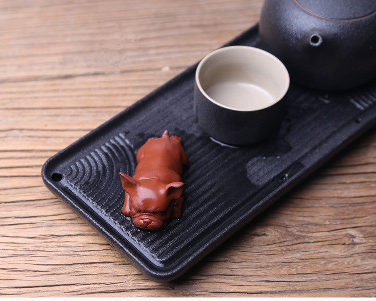 Doggo - Tea Pet - Modern Teaist - bamboo - teaware - cute - best - tea - teapots