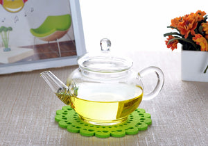 #220 Glass Teapot
