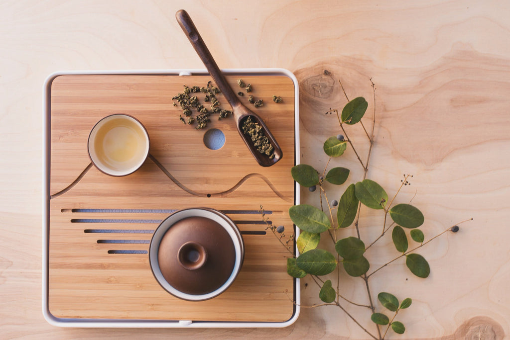 The Square - Tea Tray - Modern Teaist - bamboo - teaware - cute - best - tea - teapots