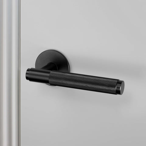 Buster & Punch | Door Handle | Cross | Conventional | Fixed | Black