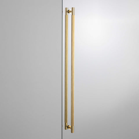 Buster & Punch | Closet Bar | Double-Sided | Cross | Brass