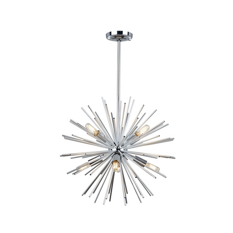 Chandelier | Sputnik Chrome