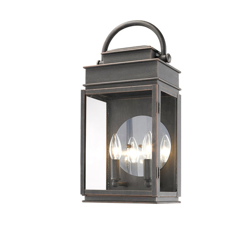 Fulton Large Outdoor Wall Light