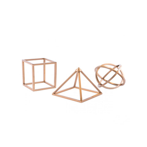 Accessories | Antique Geo Shapes