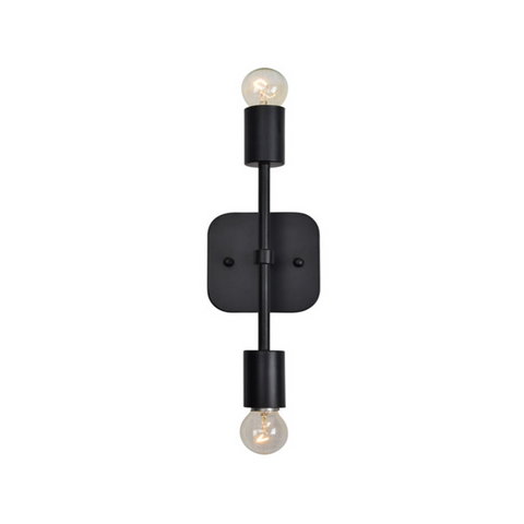 Wall Fixtures | Black Simple Modern