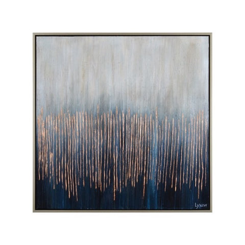Wall Art | Abstract Copper