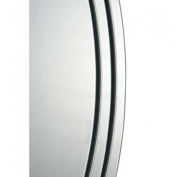 Mirror | Elegant Oval Steps