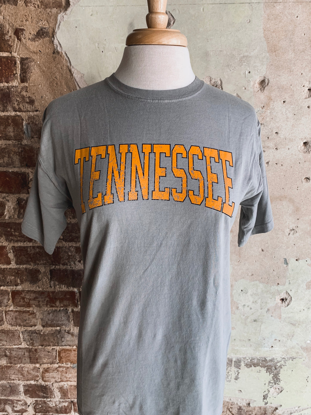 Charcoal Tennessee Bridge Tee 2221