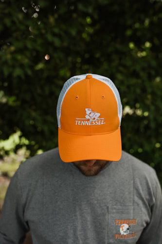 Orange ProMesh Rifleman Hat 2201