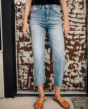 Medium Wash Mom Jeans 2117