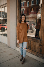 Coffee Thermal Long Sleeve Top 2266
