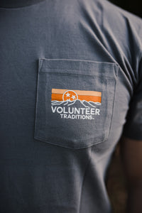 Volunteer Traditions Horizon Pocket Tee 2749
