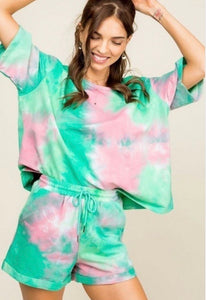 Watermelon Sugar Tie Dye Set 2557