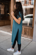 Emerald Jersey Tunic Top 2703