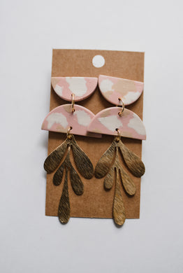The Fiona Clay Earrings