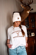 Yellowstone Dutton Ranch Tee 2968